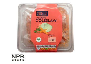 new jalapeno coleslaw review