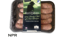 Black Farmer Gluten Free Pork, Apple & Cider Sausages Review