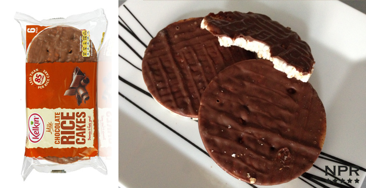 Ccalories In Aldi Rice Cake With Chocolate