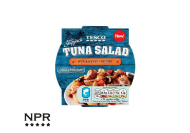 new Tesco food products