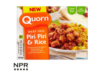quorn meals review 2014