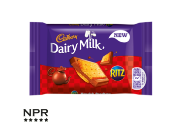cadbury new flavour dairy milk
