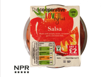 top rated salsa