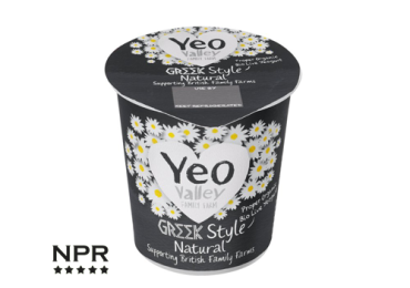 yeo valley pick n mix review