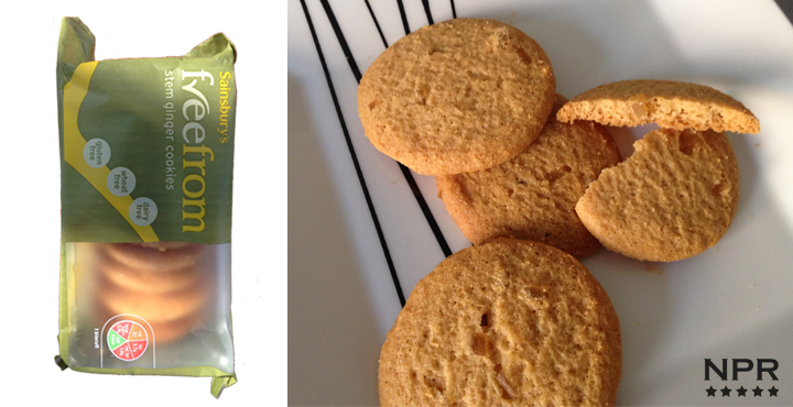 Sainsburys Gluten Free Ginger Nut Biscuits Review New