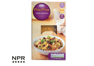 new product reviews - tesco gluten free couscous