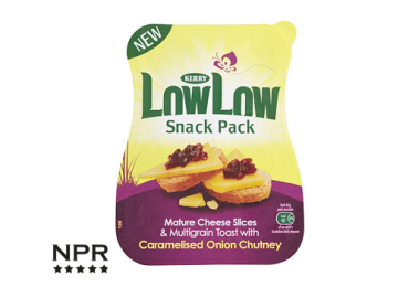 new product reviews -kerry snack pack