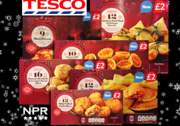 Tesco Mozzarella Sticks Snacks Review Archives New Product