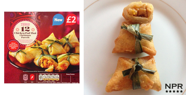 Tesco Party Snacks Review New Product Reviews New Supermarket