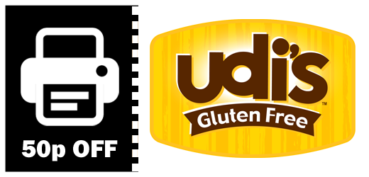UK gluten free coupons