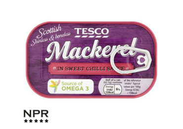 new Tesco products