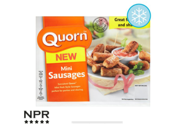 Quorn meat free products reviewed