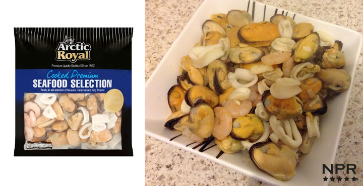 Iceland Seafood Mix Review - New Product Reviews - New