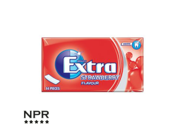 new chewing gum flavours 2015