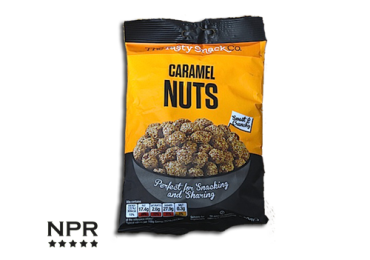 new product reviews - snacks