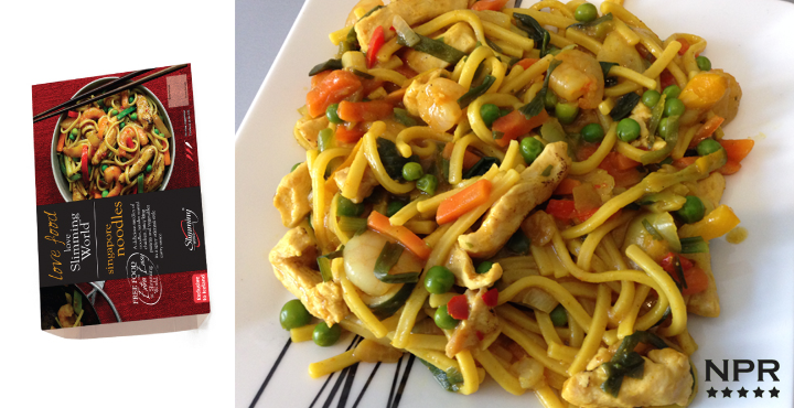 Iceland slimming world singapore noodles review new product reviews new supermarket products New slimming world meals