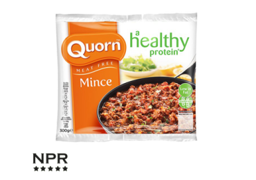 new product reviews - vegetarian mince