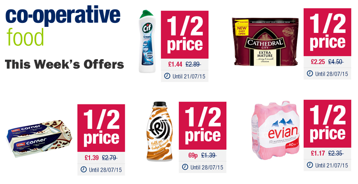 Co-op special offers