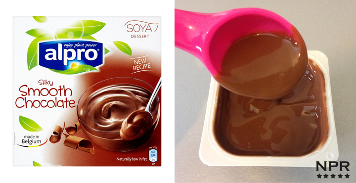 Alpro Dairy Free Chocolate Dessert Review New Product