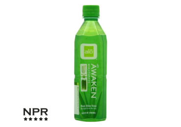 new product reviews - aloe drinks