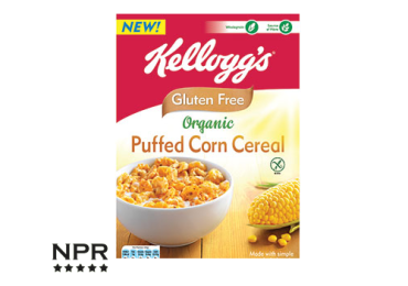 kelloggs organic sweetened cereal review