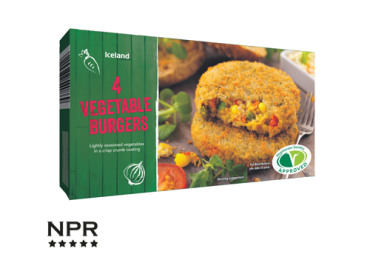 Iceland vegetarian food tested and reviewed