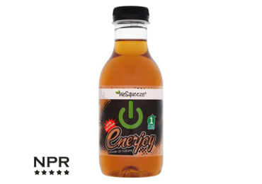 new product reviews - energy drinks