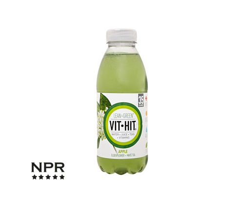 vit hit drinks review and test