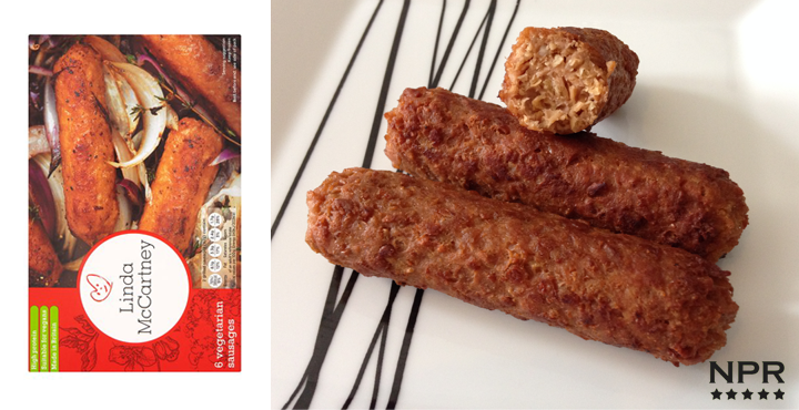 vegetarian sausages tested and reviewed