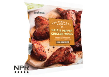 new snacks at Iceland supermarket tested