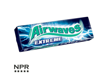 new product reviews - chewing gum
