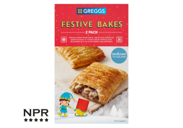 Greggs at Iceland reviews