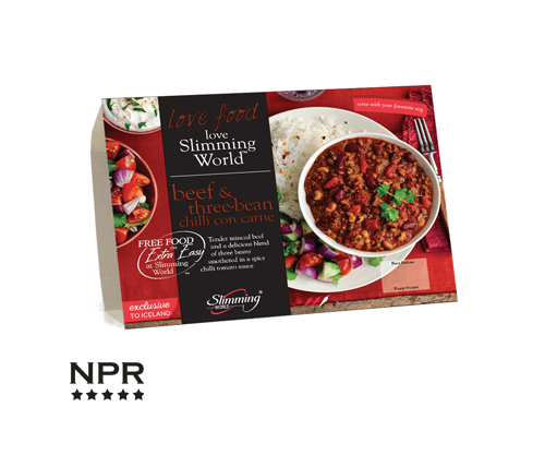Iceland Slimming World Chilli Con Carne Review New Product Reviews New Supermarket Products