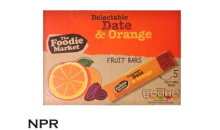 Aldi Date & Orange Fruit Bar Review