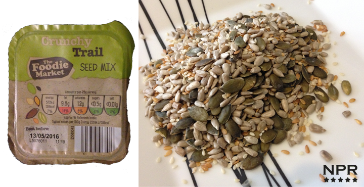 Aldi Crunchy Trail Seed Mix Review - New Product Reviews - New