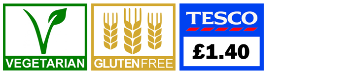 Tesco Free from prices