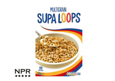 New Iceland own brand cereal