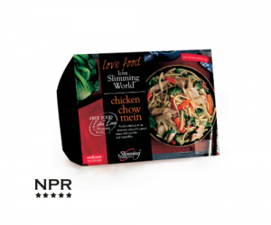 Iceland Slimming World Chicken Chow Mein Review New