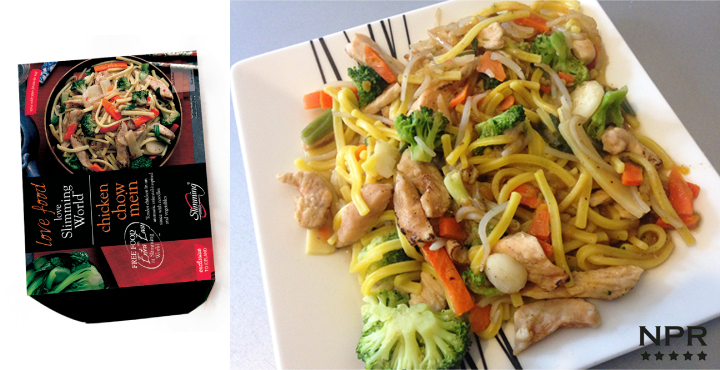 Iceland slimming world chicken chow mein review new product reviews new supermarket products New slimming world meals