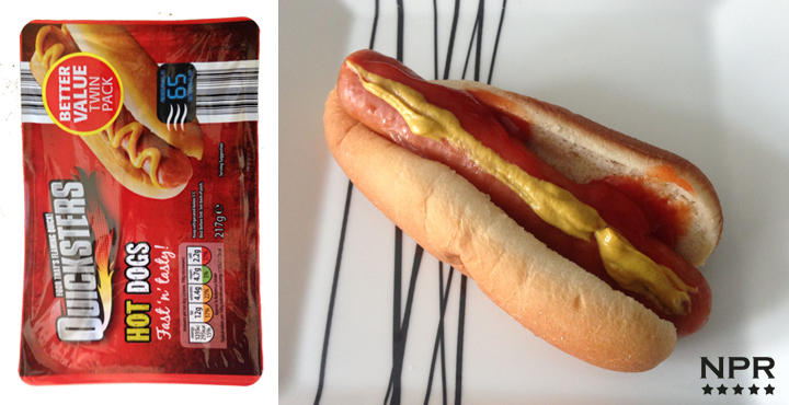 Quicksters Hot Dogs Twin Pack Review