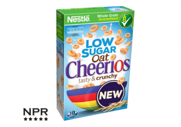 new product reviews - cereal