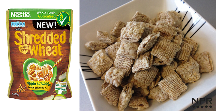 new cereal flavours tested