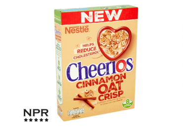 new cereals tested