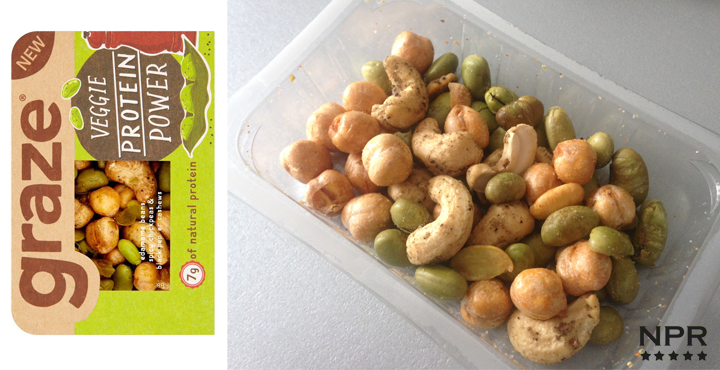 Veggie snacks reviewed