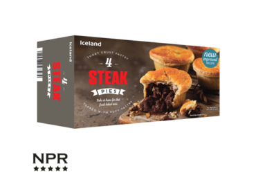 Iceland new pies tested