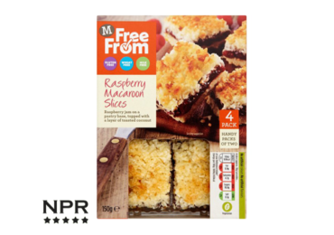 Morrisons Gluten Free products reviewed