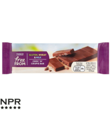 Tesco Free From Chocolate Crispie Review