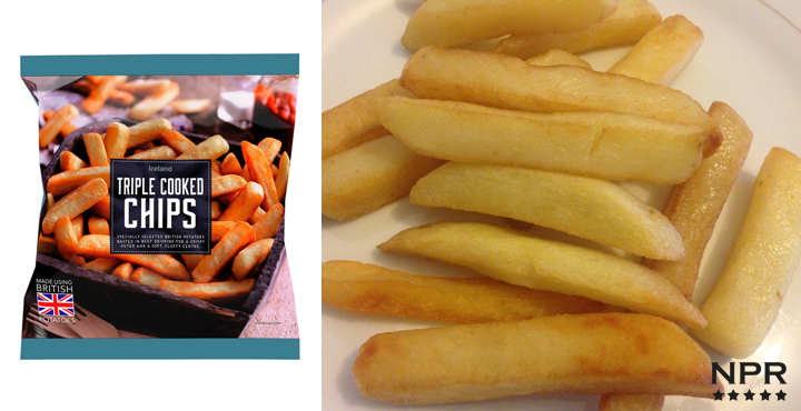 Iceland Triple Cooked Chips Review - New Product Reviews ...