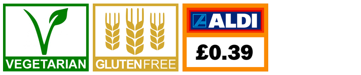 Aldi gluten free prices
