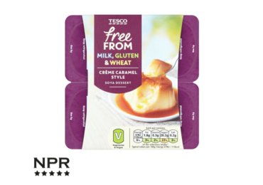 Tesco free from product reviews